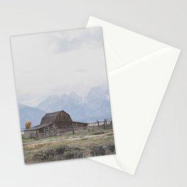 Mormon Row Stationery Cards