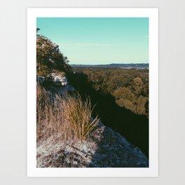 Klondike Sights Art Print
