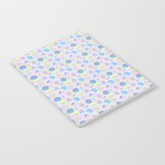 Dots Pattern - JUSTART © Notebook