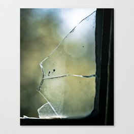 Shattered Images Canvas Print