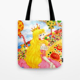 Candy Princess from Fairy Tales Tote Bag