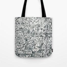 Calco People Tote Bag