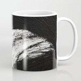 Black an White Coffee Mug