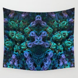 Candy 2 Stalagmites Wall Tapestry