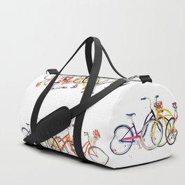 bikes Duffle Bag
