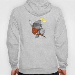 little knight in armor Hoody