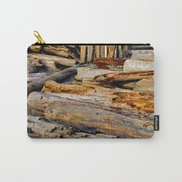 Driven Driftwood Carry-All Pouch