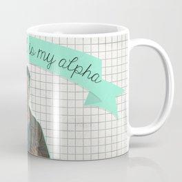 Scott McCall is my alpha Coffee Mug