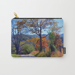 Fall Scene Carry-All Pouch
