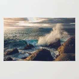 Perfect Wavebreak Rug