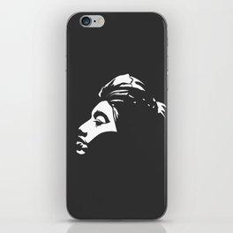 YUNA in Grey iPhone Skin
