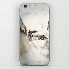 Tom Feiler Aboriginal Mother and Child iPhone & iPod Skin