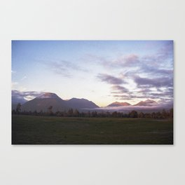 //05-18 DYING LIGHT Canvas Print