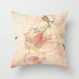 Visionkeeper Throw Pillow