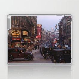 Piccadilly London Kodachrome Laptop & iPad Skin