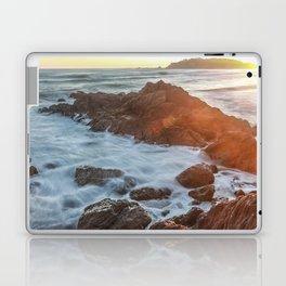 NEW ZEALAND BEACH SUNRISE  Laptop & iPad Skin