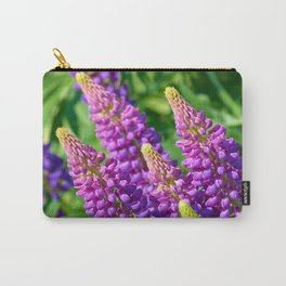 Spring Garden Flowers Carry-All Pouch