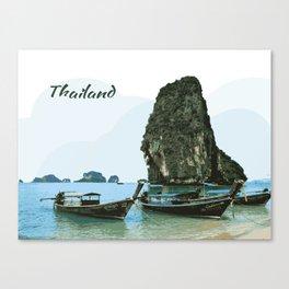 Krabi Thailand Canvas Print