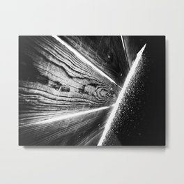The Light from the Gate Metal Print