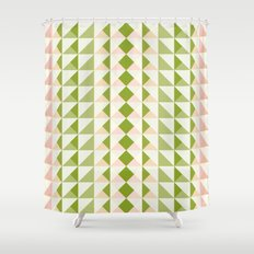 Pastel Love Shower Curtain