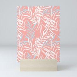 Tender Leaves Mini Art Print