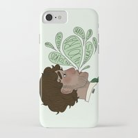 grantaire iPhone & iPod Cases featuring A name so sweet by Antisepticbandaid