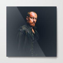 Captain James Flint Painting Metal Print