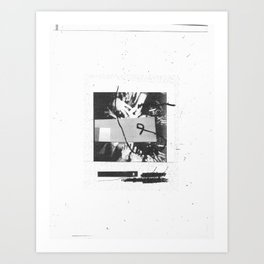 hand outs Art Print