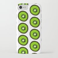 kiwi iPhone & iPod Cases featuring KIWI by Clove