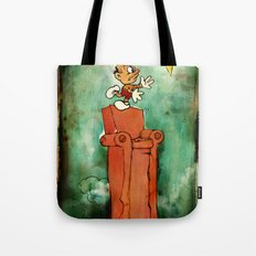 The Natural Philosopher  Tote Bag