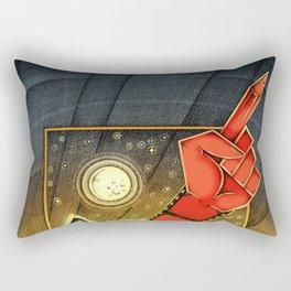 Creative Power! Rectangular Pillow
