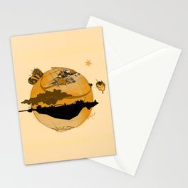 Eskisehir and Invisible World Stationery Cards