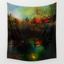 Country atmosphere Wall Tapestry