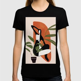 Abstract Female Figure 20 T-shirt