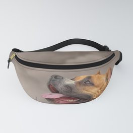 American Staffordshire Terrier Fanny Pack