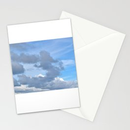 Cloud ring Stationery Cards