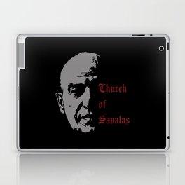 CHURCH OF SAVALAS - TRIBUTE TO TELLY SAVALAS Laptop & iPad Skin