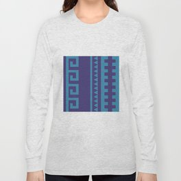 Indian Designs 160 Long Sleeve T-shirt