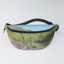 Stunning Barron River Fanny Pack