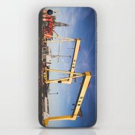 Harland & Wolff iPhone Skin