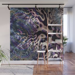 Panther Stripes Wall Mural