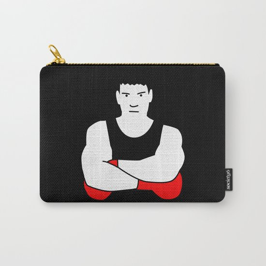 Boxing champion Carry-All Pouch