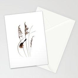 Sea Oats Stationery Cards