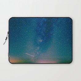Desert Summer Milky Way Laptop Sleeve