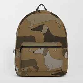 Dachshund Dogs Backpack
