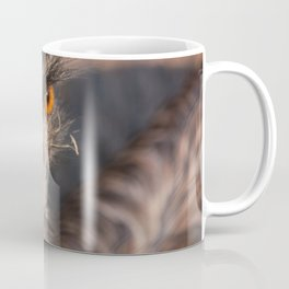 Emu close-up Coffee Mug