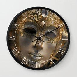 Souvenir from Venice Wall Clock