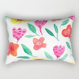 Summer blossoms Rectangular Pillow