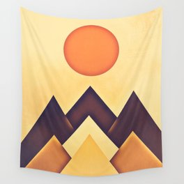 mountain 115 Wall Tapestry