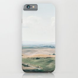 Hilly Highroad iPhone Case